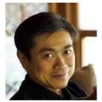 Logo mais Joichi Ito no auditório Fórum VAGAS
