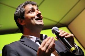 José Cláudio Terra no auditório Fórum VAGAS