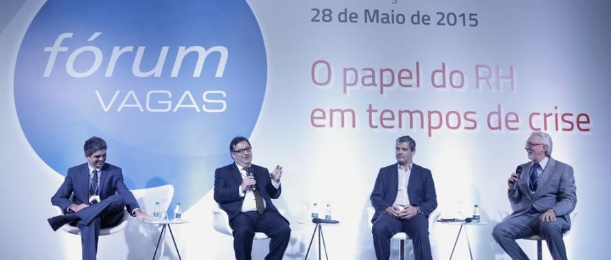 Fórum VAGAS - Talk show com Flavio Macau, Sólon Cunha, Marcos Troyjo e Eugenio Mussak