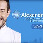 Alexandre Costa: Case Cacau Show – Uma história de empreendedorismo